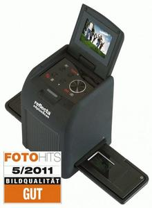 Reflecta x4plus-Scan USB2.0, 2400dpi, 30bit, SD(HC), (Article no. 90424377) - Picture #1