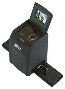 Reflecta x4plus-Scan USB2.0, 2400dpi, 30bit, SD(HC), (Article no. 90424377) - Picture #3