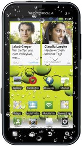 Motorola Defy+ Android (Article no. 90424577) - Picture #1