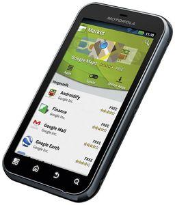 Motorola Defy+ Android (Art.-Nr. 90424577) - Bild #3