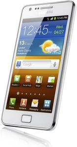 Samsung Galaxy S2 i9100G Android weiss (Art.-Nr. 90450785) - Bild #2