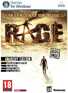 Rage Anarchy Edition (Limited) AT-PEGI (item no. 90424723) - Picture #1