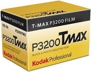 Kodak T-MAX P3200 135/36 36 Aufnahmen (Article no. 90425016) - Picture #1