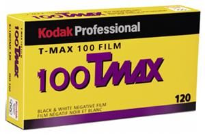 Kodak T-MAX 100 120 5er Pack (Article no. 90425019) - Picture #1