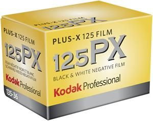 Kodak Plus-X 125 135/36 36 Aufnahmen (Article no. 90425022) - Picture #1