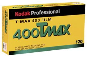 Kodak T-MAX 400 120 5er Pack (Article no. 90425023) - Picture #1