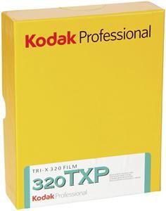 Kodak TRI-X 320 4x5