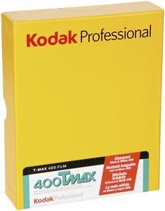Kodak T-MAX 400 4x5