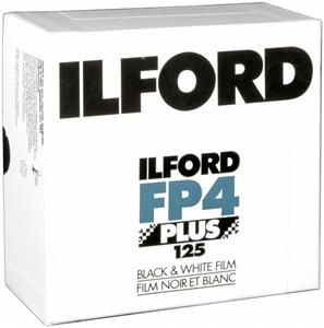 Ilford FP-4 Plus 135/30m (Article no. 90425048) - Picture #1