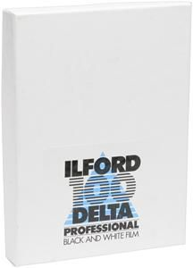 Ilford Delta 100 Prof.120 (Article no. 90425058) - Picture #1