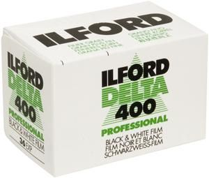 Ilford Delta 400 Prof. 135/36 (Article no. 90425061) - Picture #1