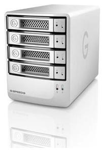 Hitachi G-Speed Q 8TB silber (Art.-Nr. 90425293) - Bild #1
