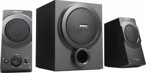 Sony SRS D5 schwarz 40 Watt, 2x Satellit, Subwoofer (Article no. 90425672) - Picture #1