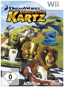 Dreamworks Superstar Kartz (Bundle) (item no. 90425925) - Picture #1
