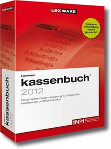 Lexware Kassenbuch 2012 für Windows, deutsch (Article no. 90426203) - Picture #1