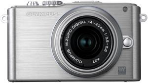 Olympus PEN E-PL3 1442 Kit silber/silber (Article no. 90426231) - Picture #2