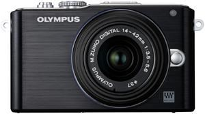 Olympus PEN E-PL3 1442 Kit schwarz/schwarz (Article no. 90426232) - Picture #2