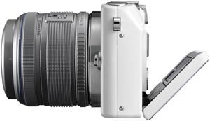 Olympus PEN E-PL3 1442 Kit  white/silver (Article no. 90426234) - Picture #5