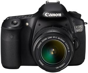 Canon EOS 60D 18-55mm IS II Kit (Article no. 90426380) - Picture #1