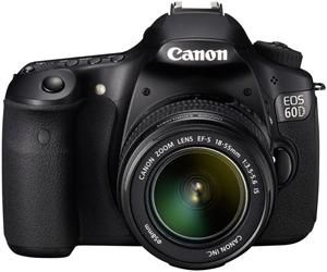 Canon EOS 60D 18-55mm IS II Kit (Article no. 90426380) - Picture #3