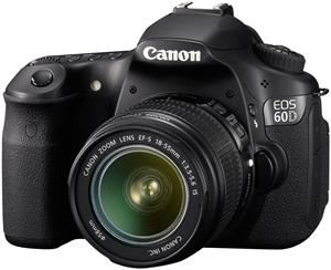 Canon EOS 60D 18-55mm IS II Kit (Article no. 90426380) - Picture #4