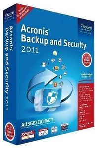 Acronis Backup & Security 2011 (item no. 90426416) - Picture #2