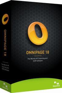 Nuance OmniPage 18 Standard EN (Арт. № 90426471) - Изображение #1