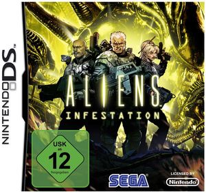 Aliens: Infestation Nintendo DS, Deutsche Version (Article no. 90426494) - Picture #1