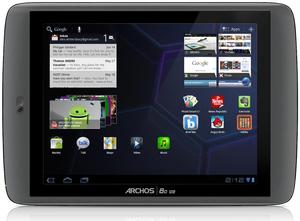 Archos 80 G9 Turbo 16GB Android  , (Article no. 90426545) - Picture #2