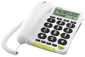 Doro PhoneEasy 312cs weiss (item no. 90426801) - Picture #1