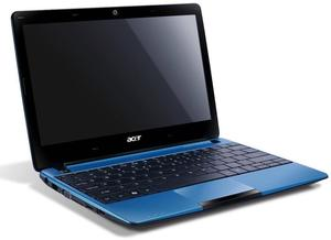 Acer Aspire One 722 W7HP64 blau (Art.-Nr. 90435469) - Bild #1