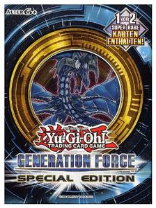 Yu-Gi-Oh! Generation Force S.E. Yu-Gi-Oh! Generation Force Special Editi (Article no. 90427499) - Picture #1