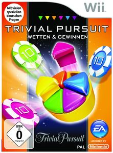 Trivial Pursuit - Wetten + Gewinnen (item no. 90427520) - Picture #1