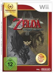 Legend of Zelda: Twilight Princess Selects, (Article no. 90427523) - Picture #1