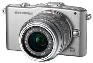 Olympus PEN E-PM1 14-42 Kit silver (Article no. 90427878) - Picture #5