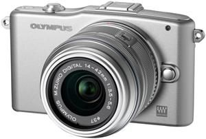 Olympus PEN E-PM1 14-42 Kit silver (Article no. 90427878) - Picture #1