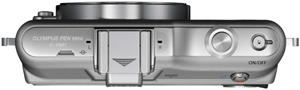 Olympus PEN E-PM1 14-42 Kit silver (Article no. 90427878) - Picture #4