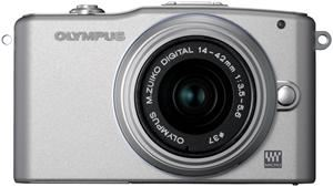 Olympus PEN E-PM1 14-42 Kit silver (Article no. 90427878) - Picture #3