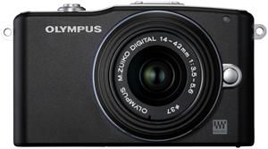 Olympus PEN E-PM1 14-42 Kit black (Article no. 90427880) - Picture #5