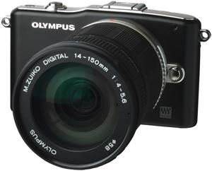 Olympus PEN E-PM1 14-150 Kit black (Article no. 90427886) - Picture #1