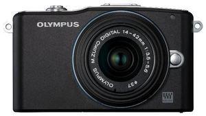 Olympus PEN E-PM1 14-150 Kit black (Article no. 90427886) - Picture #4