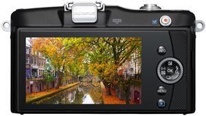 Olympus PEN E-PM1 14-150 Kit black (Article no. 90427886) - Picture #2