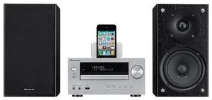 Pioneer X-HM70 silber 2-Wege, AAC/FLAC/LPCM/ MP3/WAV/WMA, CD, (Article no. 90427969) - Picture #1