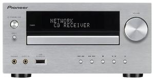 Pioneer X-HM70 silber 2-Wege, AAC/FLAC/LPCM/ MP3/WAV/WMA, CD, (Article no. 90427969) - Picture #2