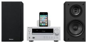 Pioneer X-HM20 silber 2-Wege, MP3/WMA, CD, Radio, 2x 15 Watt, (Article no. 90427976) - Picture #2