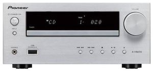 Pioneer X-HM20 silber 2-Wege, MP3/WMA, CD, Radio, 2x 15 Watt, (Article no. 90427976) - Picture #4