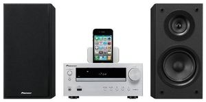 Pioneer X-HM20 silber 2-Wege, MP3/WMA, CD, Radio, 2x 15 Watt, (Article no. 90427976) - Picture #3