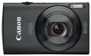 Canon IXUS 230 HS schwarz (Article no. 90428084) - Picture #1