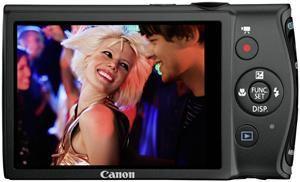 Canon IXUS 230 HS schwarz (Article no. 90428084) - Picture #5