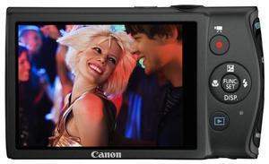 Canon IXUS 230 HS schwarz (Article no. 90428084) - Picture #3